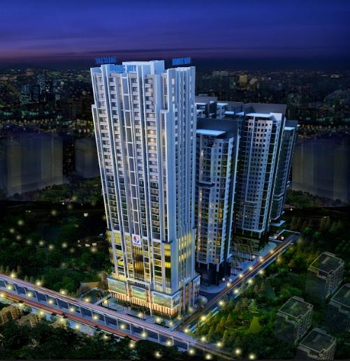 Dự án chung cư Gold Tower