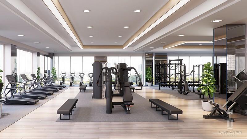 Hệ thống phòng tập gym
