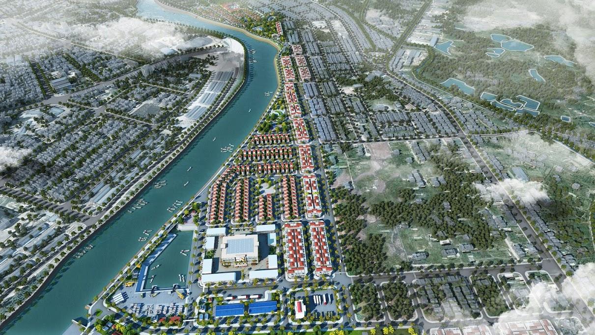 Tổng quan dự án chung cư Kalong Riverside City