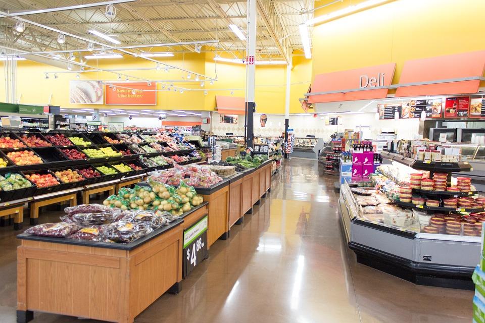 chuỗi siêu thị và TTTM rộng lớn