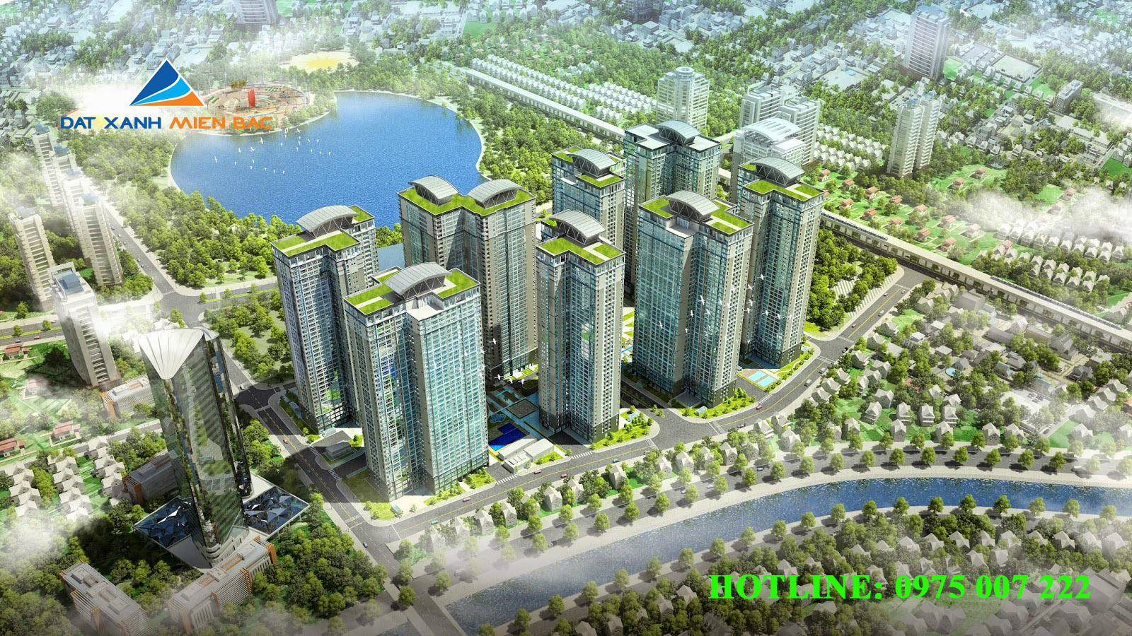 Tổng quan dự án chung cư goldmark city